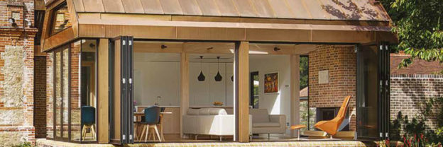 Bifold Doors Are Often Associated With Conservatories. Conservatoryu0027s Design  Naturally Offers Thieves A Good View Of The Roomu0027s Valuables And As Such  Are ...